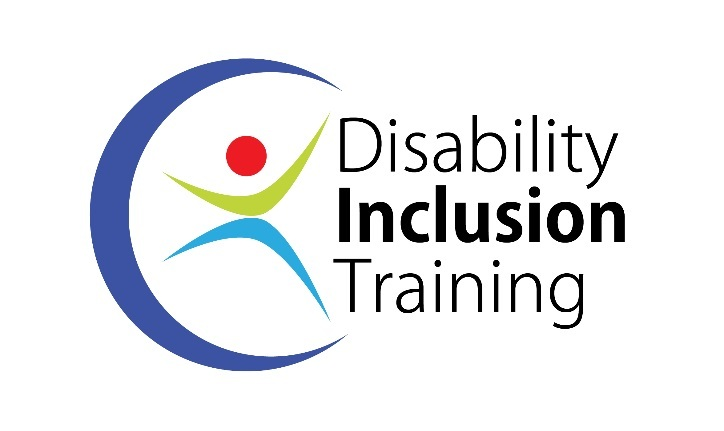 Disability Inclusion Training Logo