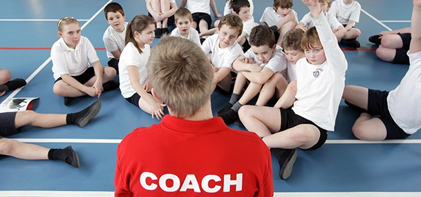 Certified Coaching Children Programme