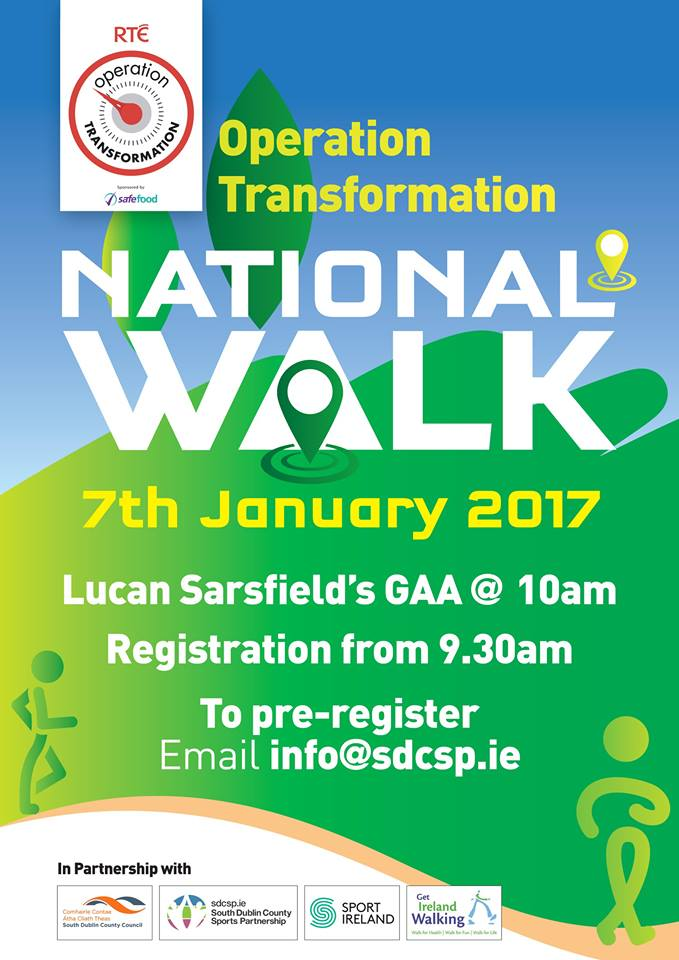 National Walk Poster FB